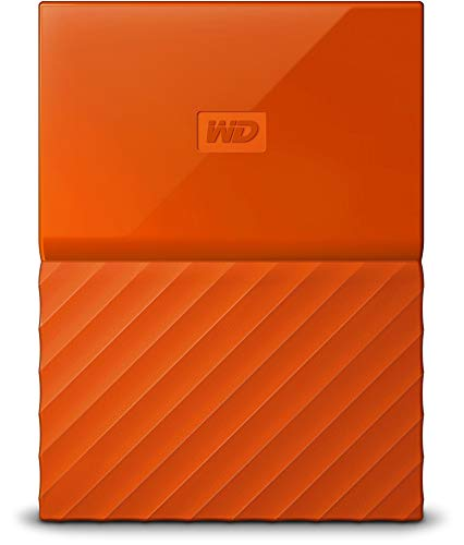 For WD My Passport Portable External Hard Drive Carrying EVA