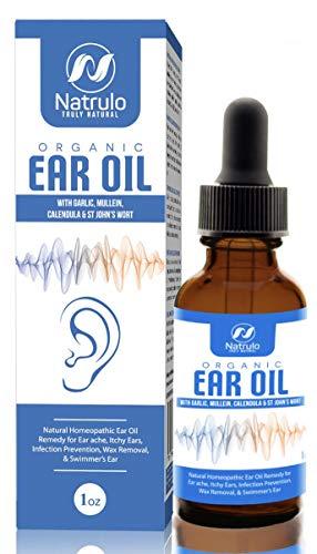 how to treat an earache naturally